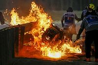Crash de Grosjean: la FIA dévoile son rapport d'enquête
