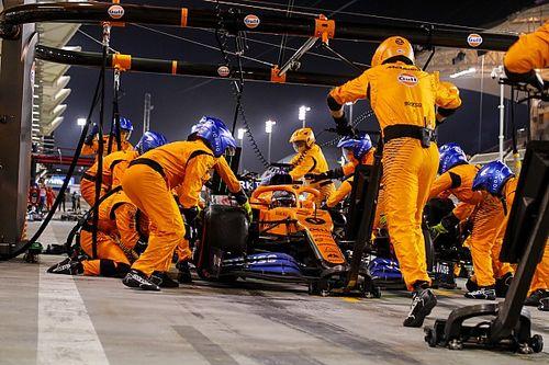 """McLaren avisa a Sainz: """"No puede estar con Ferrari en Abu Dhabi"""""""