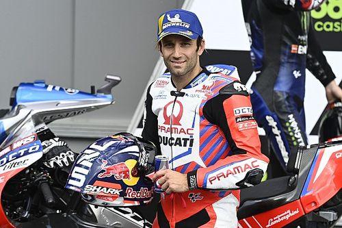 Zarco: Relasi Ducati dan Pramac Tak Akan Rusak dengan Kehadiran Rossi