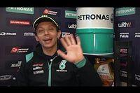 Petronas: il primo video teaser con Rossi e Morbidelli
