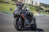 Nova Honda CBR 650 R entrega mais esportividade desde o dia a dia até o track day