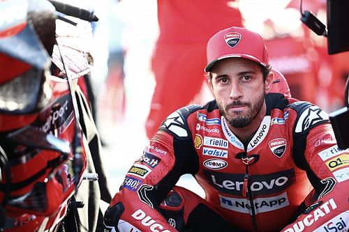 Dovizioso's manager doubts race return in 2021 with Aprilia