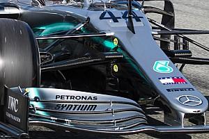 A Red Bull és a Mercedes hazardírozik: A Ferrari első szárnya lemásolhatatlan?!