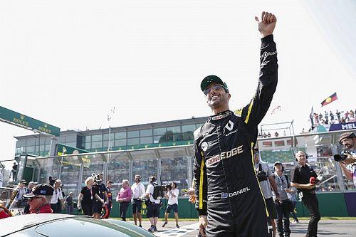 Ricciardo ziet voordelen in latere datum voor GP Australië