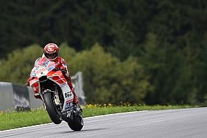 MotoGP Últimas notícias Animado com 1ª fila, Lorenzo se vê perto de Márquez