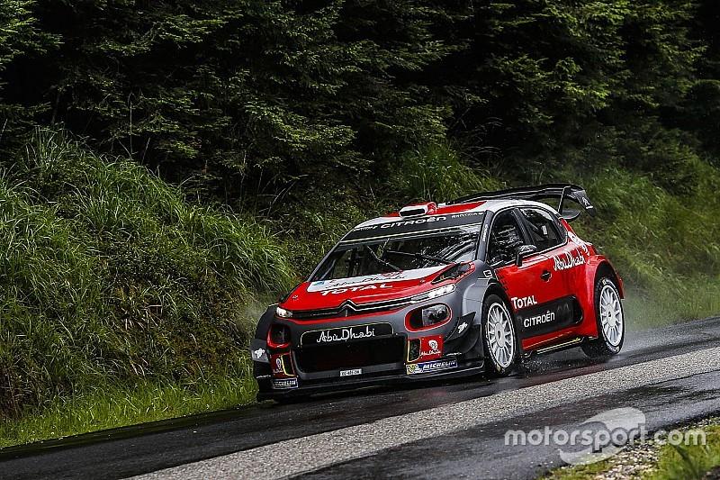 WRC 2017: Citroen will weiteren Test mit Sebastien Loeb durchführen