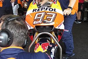 GALERI: Fairing baru Repsol Honda di Brno