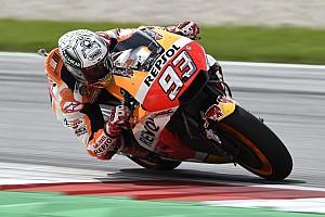 MotoGP Practice report Austria MotoGP: Marquez dominates FP3, Pedrosa into Q1