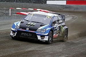 World Rallycross Résumé de course Kristoffersson encore devant, Loeb en galère