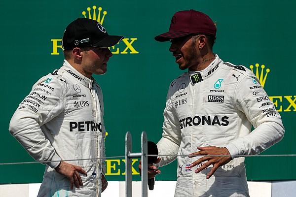 Formel 1 News Lewis Hamilton: Bottas verdient langfristigen F1-Vertrag bei Mercedes