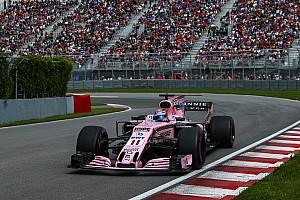 F1 Noticias de última hora Force India ya cuenta con la última especificación del motor Mercedes