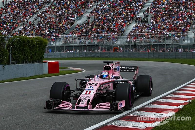 Остання специфікація Mercedes допоможе Force India та Williams