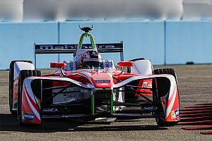 Formula E Yarış raporu Berlin ePrix: Rosenqvist serideki ilk galibiyetini kazandı