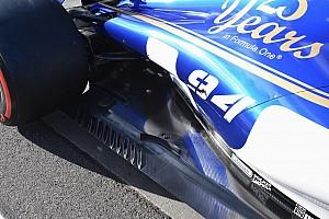 Ausztráliába máris egy fejlesztési csomagot hozott a Sauber