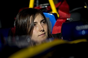 GP3 Actualités Calderón a moins de pression en GP3 grâce à Sauber