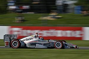 IndyCar Отчет о квалификации Пауэр выиграл поул в Индианаполисе с рекордом трассы, Алешин 17-й