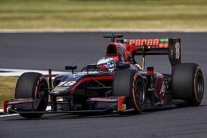 """FIA F2 Nieuws De Vries knokt zich naar punten vanaf laatste startplek: """"Een hele sterke wedstrijd"""""""