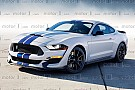 Mustang Shelby GT500 пробив межу 322 км/год