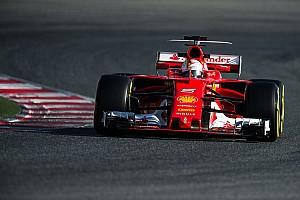 Формула 1 Отчет о тестах Феттель обновил рекорд тестов 2017 года