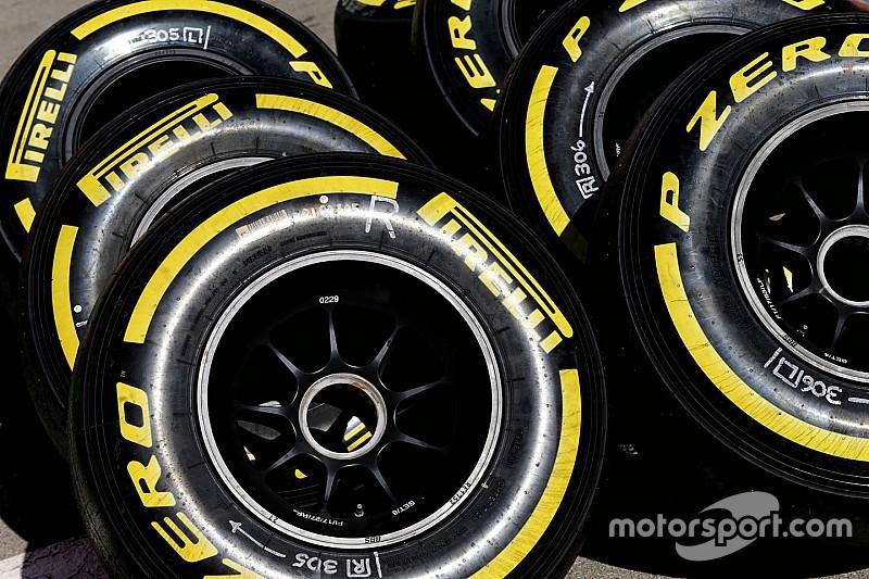 Pirelli würde weiteren Reifenhersteller in der F1 begrüßen