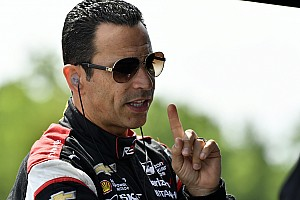IndyCar Practice report Toronto IndyCar: Castroneves leads Penske 1-2-3 in first practice
