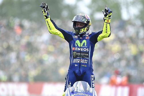 Oproep: Welke herinneringen heb jij aan Valentino Rossi?