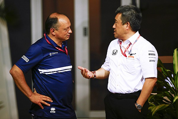 Formule 1 Interview Vasseur blies Honda-deal af in eerste uur als Sauber-teambaas