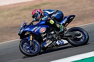 World Superbike Race report WorldSSP300 Portugal: Masalah elektronik, Galang Hendra tak finis