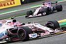 Force India: Kollisionen in F1 2017 kosteten mehr Punkte als Korrelation