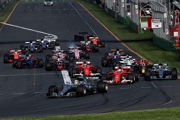 Le Grand Prix d'Australie avancé en 2018?