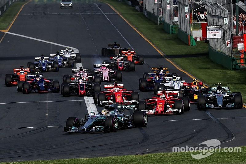 F1-nieuws: FIA presenteert Formule 1-kalender voor 2018