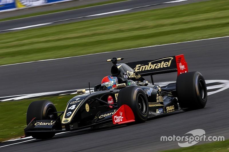 Les enjeux F3.5 - Fittipaldi signe les deux poles