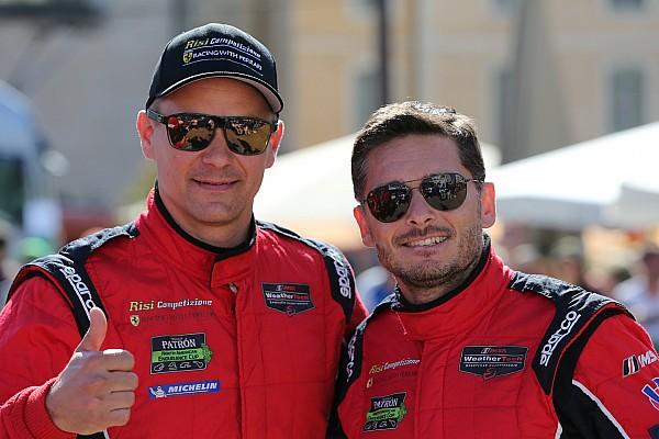 WEC Noticias de última hora Vilander sustituirá a Bird en Nurburgring