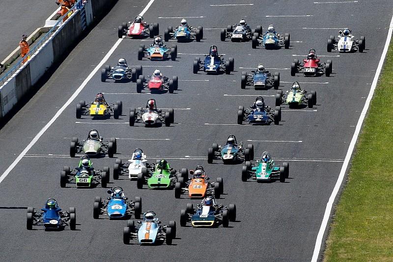La Formule Ford souffle ses 50 bougies