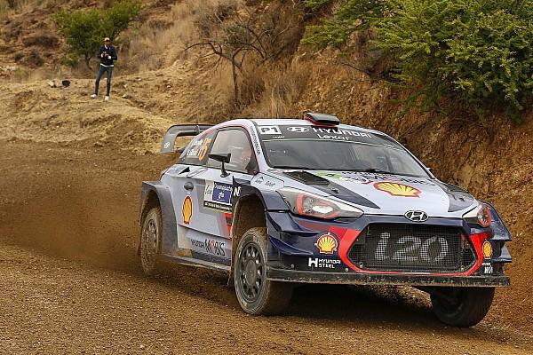 WRC Son dakika Hyundai: Meksika'daki motor sorununu daha önce hiç yaşamadık