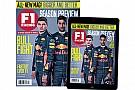 Оновлений журнал F1 Racing надійшов у продаж