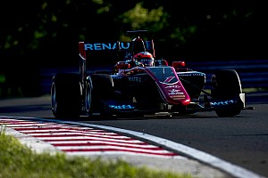 GP3 Qualifying report Hungary GP3: Aitken leads ART 1-2-3 in qualifying