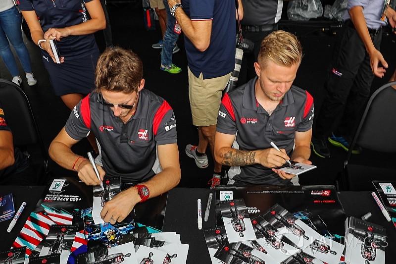 Japánban még Grosjeanért is megőrülnek