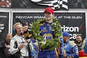 "IndyCar Breaking news ""No merit"" in rumors of Alexander Rossi at Toro Rosso"