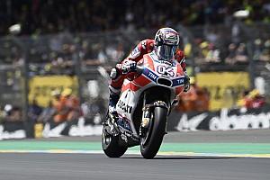 """MotoGP Noticias de última hora Dovizioso: """"Podemos pelear puntualmente, pero la moto nos limita"""""""
