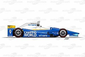 IndyCar Toplijst Indy 500: Spottergids en startgrid