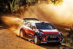 WRC Breaking news Loeb jalani tes kerikil bersama Citroen