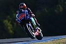 Viñales marca el mejor tiempo en el test de Jerez