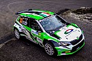 ERC Rendina al via dell'Acropolis Rally con il team Motorsport Italia
