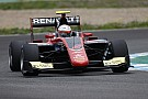 GP3 Hubert tops first Jerez GP3 test day by 0.022s