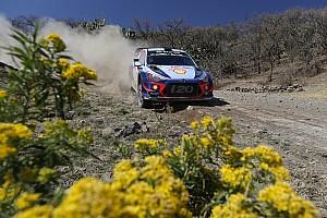WRC Etap raporu Meksika WRC: İlk etapta lider Neuville, Loeb 10.