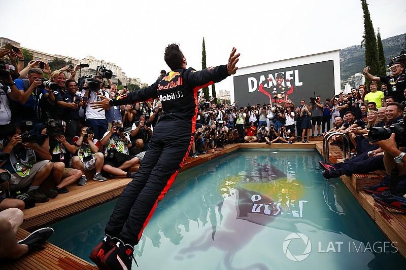 GALERÍA: lo mejor del GP de Mónaco en imágenes