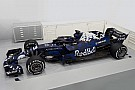 Формула 1 Red Bull показала новую машину в сине-черной раскраске