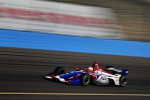 "IndyCar Breaking news Rookie Leist ""can become a big deal in IndyCar"" says Foyt"