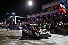 WRC 初日首位のタナク「スウェーデンでも良い結果を得られると信じている」